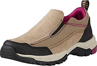 Ariat Ariat Womens Skyline Slip-on Hiking Shoe, Tan, 5.5 B US