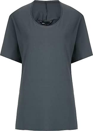 Uma Blusa Chester - Di colore grigio