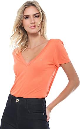761e846881 T-Shirts De Gola V  Compre 117 marcas com até −67%