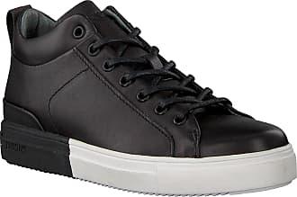Blackstone Schwarze Blackstone Sneaker Sk53