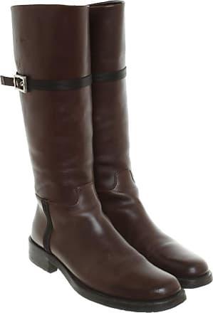 de28794a68c Prada gebraucht - Stiefel aus Leder in Braun - EU 38,5 - Damen -