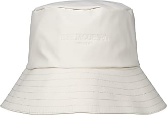 Ilse Jacobsen | RAIN137 | True Rain Hat | 100% Polyester Tricot with PU Coating | Milk Crème