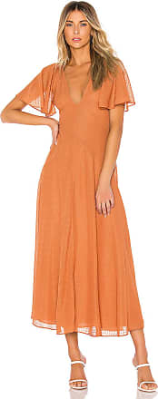 House Of Harlow X REVOLVE Sevilla Maxi Dress in Orange