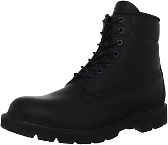 Timberland Mens Six-Inch Basic Boot,Black,11.5 M US