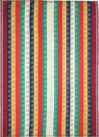 Nain Trading 210x154 Authentic Kilim Fars Mazandaran Rug Dark Grey/Pink (Wool, Iran/Persia, Handwoven)