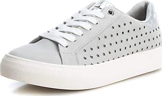 Refresh 72264 - Grey Stars Fashion Trainers (5.5)