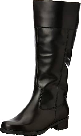 Ara Women 1249078 High Boots Black Size: 6.5 UK
