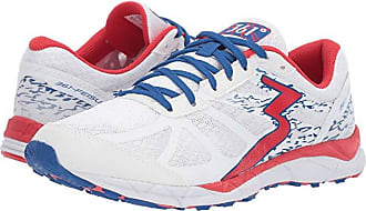 361° Feisu (White/Risk Red) Womens Shoes