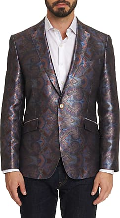 d9046d0d9ac Robert Graham Mens Limited Edition Hidden Lands Silk Sport Coat Size: 36R  by Robert Graham