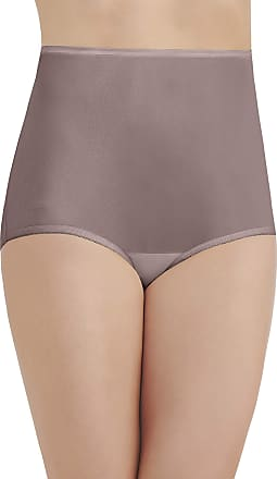 Vanity Fair Womens Perfectly Yours Ravissant Tailored Brief Panty Perfectly Yours Ravissant Tailored Brief Panty Briefs - Brown