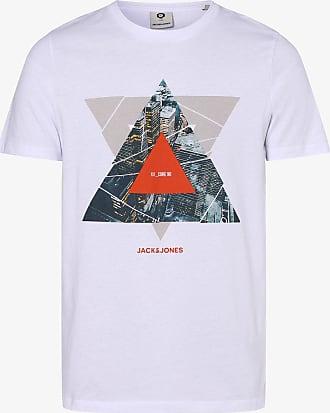 Jack & Jones Herren T-Shirt - Jcoifter weiss