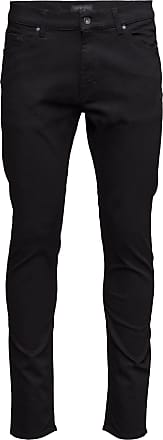 Tiger of Sweden Jeans Evolve Slimmade Jeans Svart Tiger Of Sweden Jeans