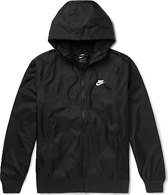 new arrival 3a97c a103f Nike Windrunner Shell Hooded Jacket - Black