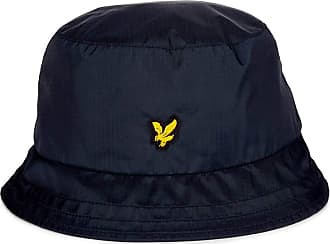 Lyle & Scott Lyle and Scott Men Ripstop Bucket Hat - 1SZ Navy Blue