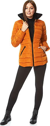 OTW Mens Thermal Plus Size Faux Fur Hooded Mid Length Down Puffer Coat Jacket Outerwear