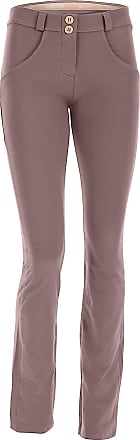 Freddy WR.UP regular-rise straight hem stretch cotton trousers