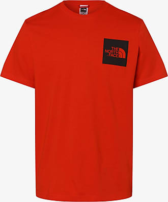 The North Face Herren T-Shirt rot