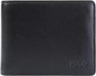HUGO BOSS Subway Geldbörse schwarz