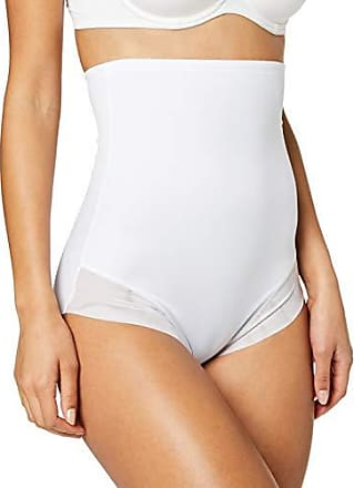 Triumph Chic Control Panty Größe 75,80 Farbe Weiß Schwarz Slip NEU