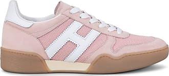 Hogan H357, WEISS,ROSA, 37 - Schuhe