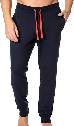1ad2d1f3b46 Emporio Armani Pantalon Iconic Terry Marine Emporio Armani