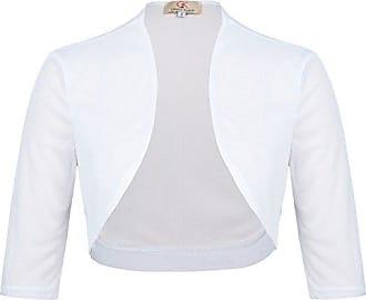 1232f0446a33cd Grace Karin Shrugs for Ladies festlich Damen Bolero hülsen Bolero Elegante  Bolero M CL473-2