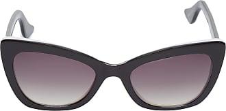 HELENA BORDON óculos Brooklyn Preto Lente - Preto