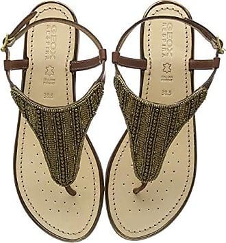 Geox b sandal chalki girl bimba, (whitepink c0406), 21 eu