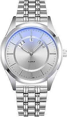Yazole Relógios De Pulso Masculino De Quartzo Yazole Z 513-S À Prova Dágua (1)