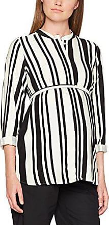 MAMALICIOUS Damen Umstandsbluse Mlshania L//S Woven Shirt Tunic