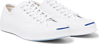 Converse Jack Purcell Signature Canvas Sneakers - White