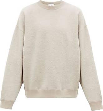 Adidas Originals Sweatshirt »oversized Sweat« Grau-meliert