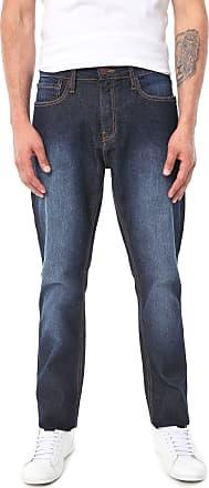 Calvin Klein Jeans Calça Jeans Calvin Klein Jeans Reta Estonada Azul