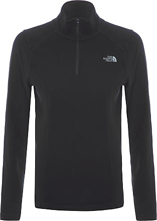 The North Face BLUSA FEMININA W GLACIER ZIP - PRETO
