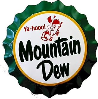 Mountain Dew Large Arrow Sign by Signs4Fun
