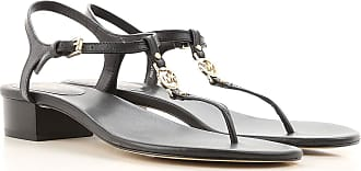 c6a4a46cfd7 Michael Kors Sandals for Women On Sale in Outlet, Black, Leather, 2017,