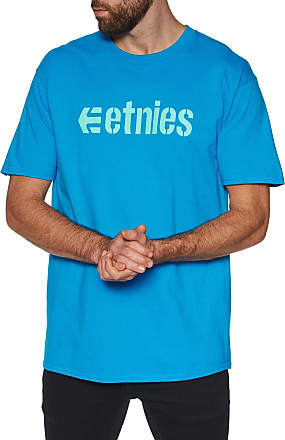 Etnies Corporate 10 Short Sleeve T-Shirt X Large Sapphire