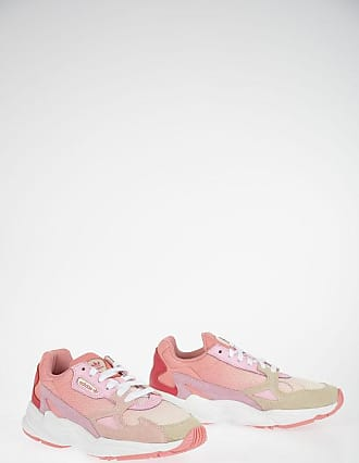 adidas Fabric and Suede FALCON Sneakers Größe 5,5