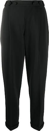Philosophy di Lorenzo Serafini high-rise cropped trousers - Black