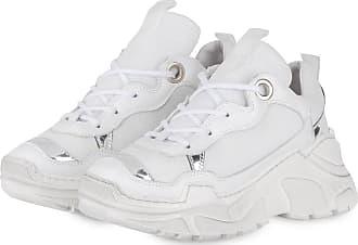 Gio+ Plateau-Sneaker - WEISS