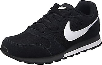 best loved 8a18d 86a07 Nike NIKE MD RUNNER 2 Zapatillas de running Hombre, Negro/Blanco/Gris (
