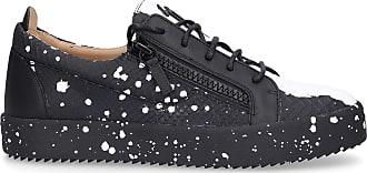 Giuseppe Zanotti Low-Top Sneakers FRANKIE calfskin Logo black