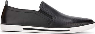Unlisted by Kenneth Cole Mens Crown Slip on Size: 5.5 UK Black