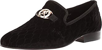 99fbb9310cc Stacy Adams Mens Valet Velour BIT Slip-ON Loafer Black 7.5 M US