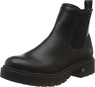 Dockers by Gerli Women 45AB303 Chelsea Boots, Black (Black 100), 6 UK (39 EU)