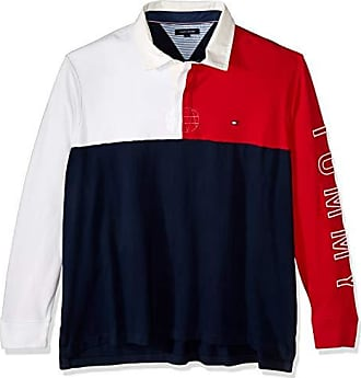 f5ae7a868f9b Tommy Hilfiger Mens Size Big and Tall Colin Rugby Shirt