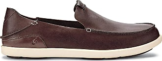 Olukai Nalukai Slip-On Shoe - Mens Kona Coffee/Tapa 13