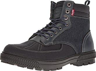 Levi's Mens Dayton Denim Fashion Boot, Navy, 9.5 M US