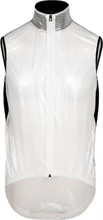 Bioracer Body Cristallon Gilet da ciclismo Unisex   bianco/grigio