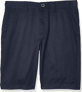 Volcom Mens Shorts 28 Taille = FR 36 Blue Bleu (Dark Navy) Size:FR: 40 (Taille fabricant: 29)
